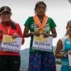 Мексиканка в юбке и сандалиях выиграла забег на 50 км
