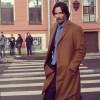 Киану Ривз прибыл в Санкт-Петербург для съемок в фильме «Сибирь»