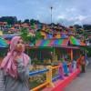 Как власти Индонезии превратили унылый городок в Радужную деревню