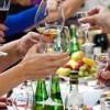 Какую пищу употреблять перед приемом алкоголя