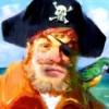 Для какой практической цели многие пираты надевали повязку на глаз?