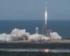 SpaceX вывела на орбиту корабль с грузом для МКС