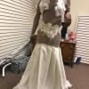 Дизайнерское платье испортило настроение выпускнице