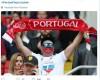 Реакция сети на матч Россия — Португалия (0:1) (21 скриншот)