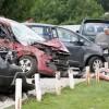 Дорогая авария в Корнуолле