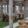 Русский ресторан «Гуси-Лебеди» на Пионерской