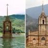 Замечательные призрачные города, которые стали жертвами наводнения