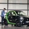 В Великобритании сгорел новый электромобиль