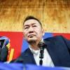 Халтмаагийн Баттулга — новый президент Монголии