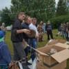 В Пермском крае установлен рекорд дальности метания коровьих лепешек