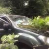 Везучий подросток попал в аварию