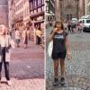 Американка воспроизвела фото 30-летней давности