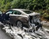 В США в результате ДТП трасса и машины оказались залитыми слизью