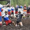 Россияне стали чемпионами по болотному футболу