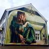 Крутые работы современных уличных художников