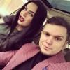 Антон Гусев отметил день рождения с Викторией Романец. ФОТО