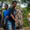 Zомбилэнд в Индонезии: ужасающие погребальные ритуалы народов тараджи