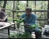 Поющие растения в священном лесу Даманхура