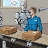 Вскоре роботы отберут работу у 5 млн человек