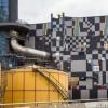Технологии, экологичность и искусство: мусоросжигательный завод в Вене