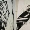 30 фобий в серии зловещих рисунков, которые покажут, что такое истинный ужас