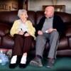 98-летняя мать переехала к сыну в дом престарелых, чтобы за ним ухаживать