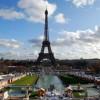 Взгляните, как выглядит Париж с Эйфелевой башни!