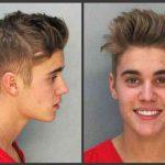 Джастин Бибер прокомментировал снимок, сделанный после его ареста в 2014 году