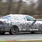 Очевидец увидел новый BMW M5