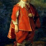 Джеффри Хадсон – придворный карлик королевы Генриетты Марии