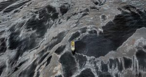 Ликвидация аварийного разлива нефти