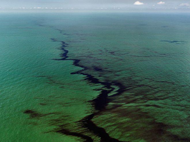 влияние промышленности на водные ресурсы фотографии Эдвард Буртинский Edward Burtynsky