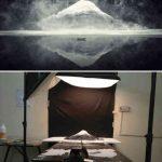 Впечатляющие снимки Вацала Катарии, сделанные с помощью самодельных макетов
