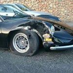 На Ибице девушка разбила Ferrari пыталась улететь с острова на самолете бойфренда