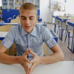 Алексей Деревянко — единственный выпускник своей школы