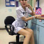 В Таиланде медсестре пришлось уволиться из-за короткой юбки