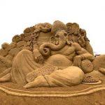 Песочные скульптуры Тосихико Хосаки