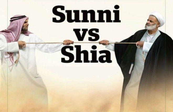 Картинки по запросу шииты и сунниты