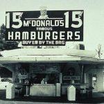 Первые рестораны сети McDonald's