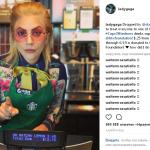 Леди Гага объединила усилия с сетью кофеен ради благотворительности