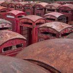 12 самых необычных заброшенных кладбищ забытых вещей