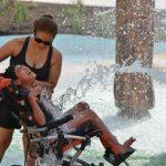 Morgan's Inspiration Island: аквапарк для людей с ограниченными возможностям
