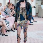 Самые необычные наряды модного показа Berdyansk fashion day