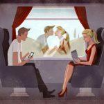 Карикатуры, отражающие современную жизнь (30 рисунков)