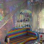 Необычный интерьер московской квартиры
