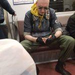 Необычные пассажиры российского метро