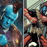 Супергерои и дургие персонажи в фильмах и мультфильмах