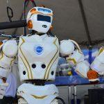 NASA показало марсианского робота
