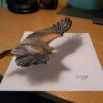 Трехмерные рисунки Николы Кулича