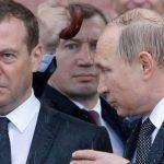 Выражения лица Дмитрия Медведева стало поводом для шуток (15 скриншотов)